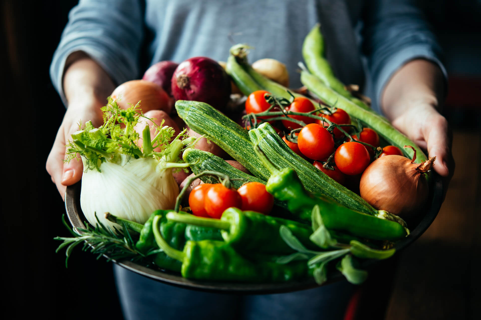 蔬食人口年輕化 餐桌掀起新綠色革命