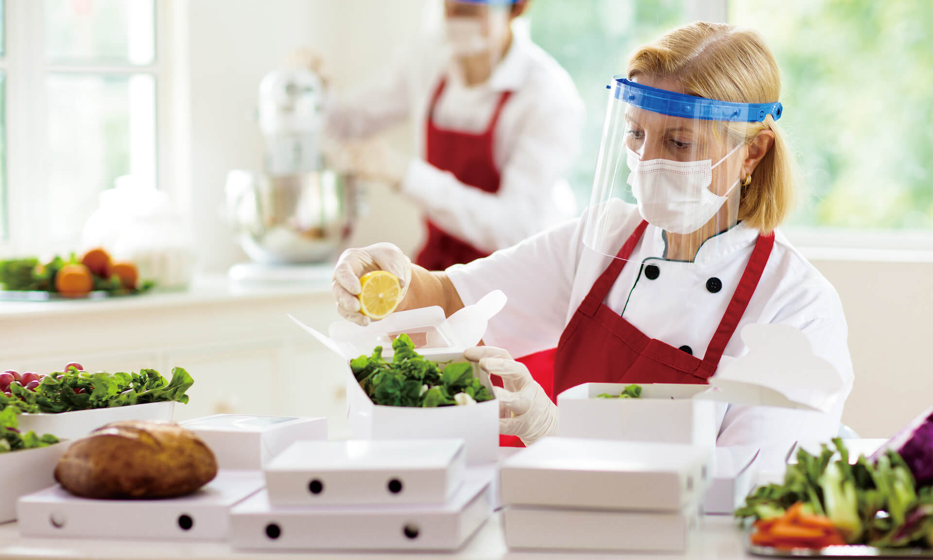 醫學新發現:蔬食飲食可降低COVID-19轉為重症風險