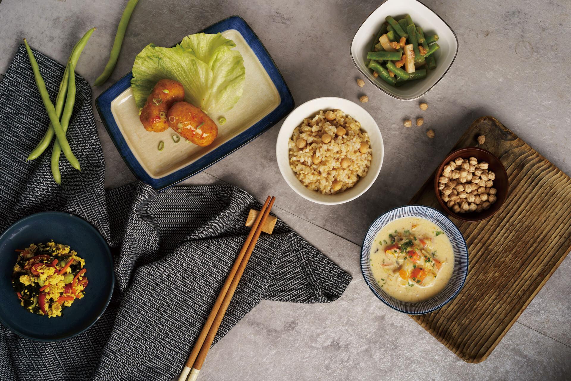和風家庭料理:發酵食品的逆襲 蔬食食譜